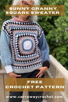 Autumn Crochet, Crochet Summer, Diy Crochet, Shorts Crochet, Granny Square Sweater, Crochet Projects, Diy Projects, Crochet Baby Clothes, Summer Patterns
