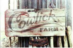 vintage farm signs - Google Search