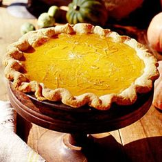 Perfect Pumpkin Pie Recipes: Cracked Caramel-Pumpkin Pie