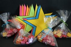 "Random Act of Kindness: Attach a tag to Starburst candy and  tell someone they're ""A star bursting with potential!"""