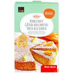 Gateau carotte betty crocker