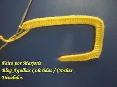 Agulhas Coloridas Croche e Trico: PAP Casaquinho de Croche de BEBE - Feito por Lindinha Crochet Bebe, Baby Knitting, Crochet Projects, Crochet Patterns, Lens, Blog, Image, Fashion, Crochet Baby Boots