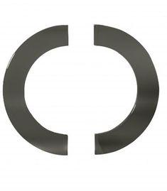 cascade 1 metal door pull handle solid cshaped grip fixed straight brass mounts residential door pullsdoor pull