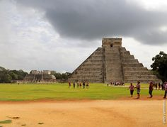 Chichén Itzá Archaeological Zone
