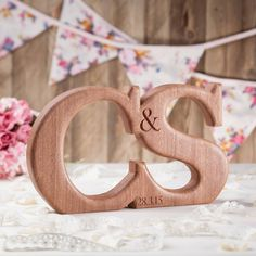 Carved Linked Wooden Letters Letras De Madeira d5163ddc17f