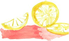 Squeezing a lemon wedge on your hair brings out natural highlights when you're in the sun. Use some on your hands and feet too—it makes nails whiter and stronger.
