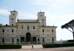 Rom, Viale Trinità dei Monti, Villa Medici