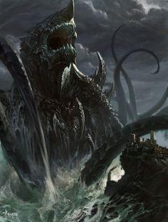 monstruo en DEEP2 por bayardwu