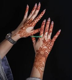 detailed mehndi design for hand Mehandi Design Henna Design# Mehandi Art Mehandi Art Henna Art Beautiful henna design by how lush the paste look like! Make the design so beautiful detailed mehndi design for hand Latest Arabic Mehndi Designs, Henna Art Designs, Mehndi Designs For Girls, Mehndi Designs For Beginners, Mehndi Designs 2018, Modern Mehndi Designs, Mehndi Designs For Fingers, Latest Mehndi, Floral Henna Designs