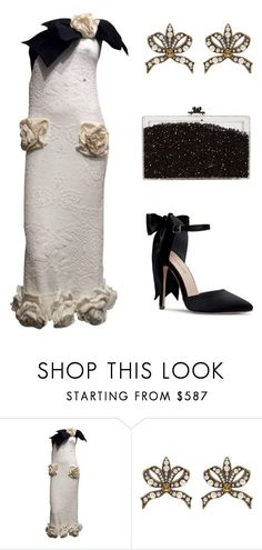 """""""Coco"""" by didiiidia on Polyvore featuring Chanel, Gucci and Ashlyn'd"""