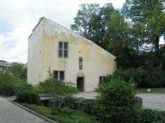 Maison natale de Jeanne d'Arc à Domrémy la Pucelle dans le département des Vosges.