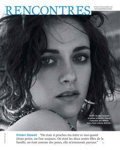 Kristen Stewart – Marie Claire France, June 2016 - Kristen Unlimited
