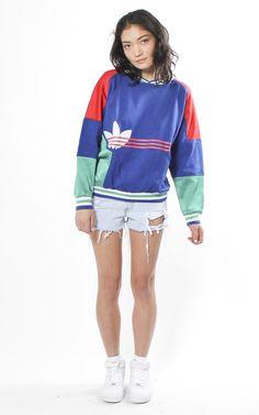 Vintage Adidas Sweatshirt