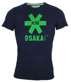 Mens tee Osaka navy