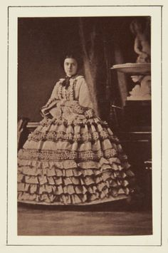 Victoria, Princess Frederick William of Prussia, 1860