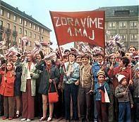 Socialism, Communism, Retro 1, Old Pictures, Childhood Memories, Celebrity, Vintage, Design, Czech Republic