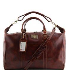 Amsterdam - Travel Leather Bag