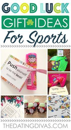 Whether it's good luck cards or fun good luck gift ideas, we have OVER 100 of the cutest and most creative ideas to wish someone good luck! Soccer Gifts, Cheer Gifts, Sports Gifts, Cheerleading Gifts, Gifts For Cheerleaders, Diy Volleyball Gifts, Cheer Treats, Soccer Treats, Volleyball Sayings