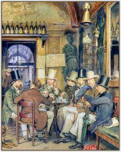Ludwig Johann Passini (1832 - 1903) | Avusturyalı Ressam - Forum Gerçek