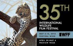 International Wildlife film festival... how nice :)))