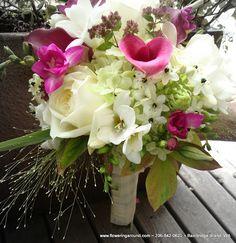 #wedding #flowers #weddingflowers #bridalbouquet
