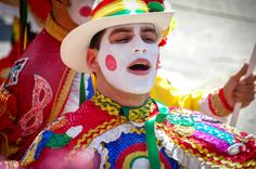 Karneval in Barranquilla - Samba, Hats, Fashion, Barranquilla, Carnivals, Doodles, Life And Death, Baby Sister, Colombia