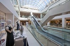 The views of our atrium from the 4th floor #DebsOxfordStreet #FabulousFortnight