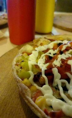 Pizza benim gönlümün efendisi midir nedir