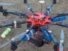 Aerial Photography Drone Octocopter Melted Deans Connection Almost Crash WookongM Canon T3i - http://bestdronestobuy.com/aerial-photography-drone-octocopter-melted-deans-connection-almost-crash-wookongm-canon-t3i/