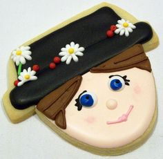 #Mary Poppins de #Galleta