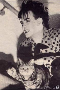 robert smith and friend