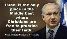 Prime Minister Benjamin Netayahu