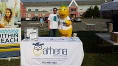 Athena Marlboro's sponsorship of Howell's Race to Educate is a success!