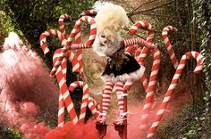 The surreal dreams of the amazing fashion photographer Kirsty Mitchell