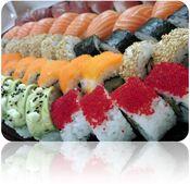 Isushi Hofland 26 Mijdrecht   Sushi mix Gecombineerde sushi schotels