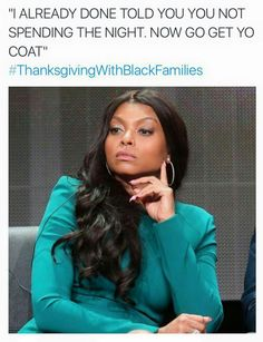 Here are 16 more hilarious Thanksgiving memes that will give you a good laugh tonight. Funny Black People Memes, Stupid Funny Memes, Funny Facts, Funny Tweets, Hilarious Stuff, Growing Up Black Memes, Black Girl Problems, Funny Relatable Quotes, Black Families