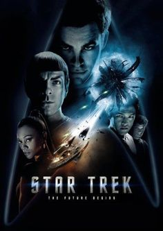 STAR TREK MOVIE POSTER The Next Generation RARE 24X36