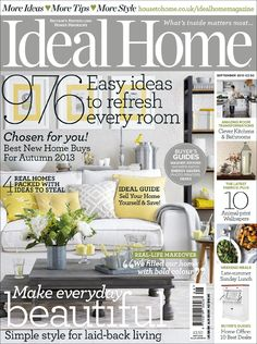An ideal home essay giveaway