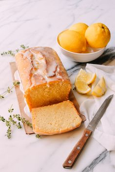 This dairy-free lemon cake uses a surprising ingredient, and it's amazingly moist and lemony. It's now our go-to lemon cake whenever the mood strikes.