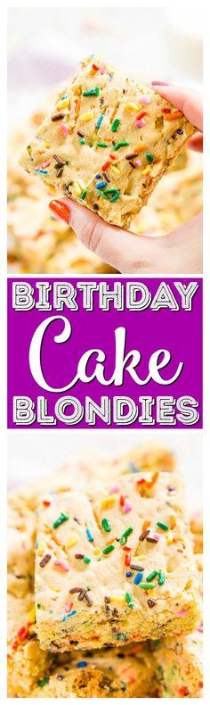 These Birthday Cake