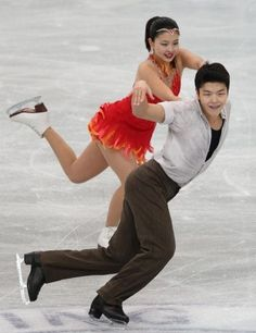Maia Shibutani / Alex Shibutani(USA) : NHK Trophy 2012
