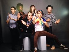 Twitter// Dirk Gently Holistic Detective Agency cast #SDCC