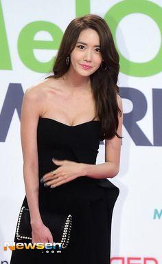 151107 Yoona - 2015 Melon Music Awards