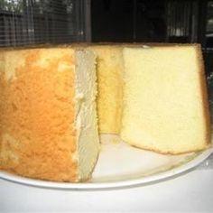 Light Coconut Cake