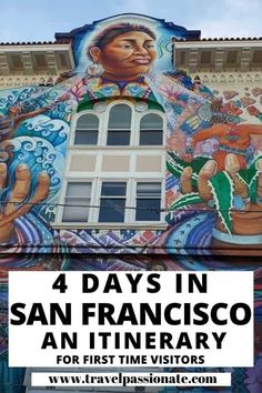 Planning to spend 4 days in San Francisco & looking for information? In this post, find a detailed 4 day San Francisco itinerary with the best things to do California Travel Guide, Usa Travel Guide, Travel Usa, Travel Guides, Globe Travel, Canada Travel, Travel Tips, Vacation Places In Usa, Us Road Trip