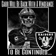 Carr will be back