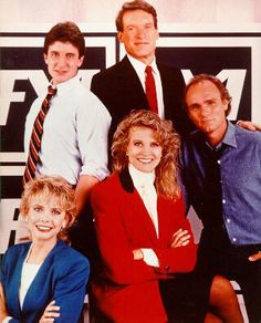 Murphy Brown:  Actually I have to include a second sitcom, because watching Candice Bergen every week was pure pleasure.