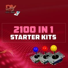 Show products in category 2100 in 1 Starter Kits