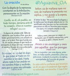 Palabras de Agua y Luz: mayo 2015