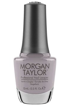 Lilacs are for spring time, but this near slate purple is just right for cool weather. (It's genius with black leather.) Morgan Taylor Rule The Runway, $9, morgantaylorlacquer.com.
